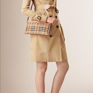0e9ff36dc Burberry Bags - SOLD- Burberry Haymarket Check 'Peyton' Crossbody